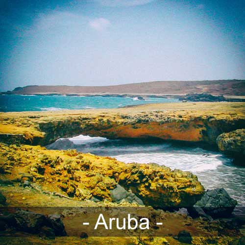 Natural Bridge Aruba