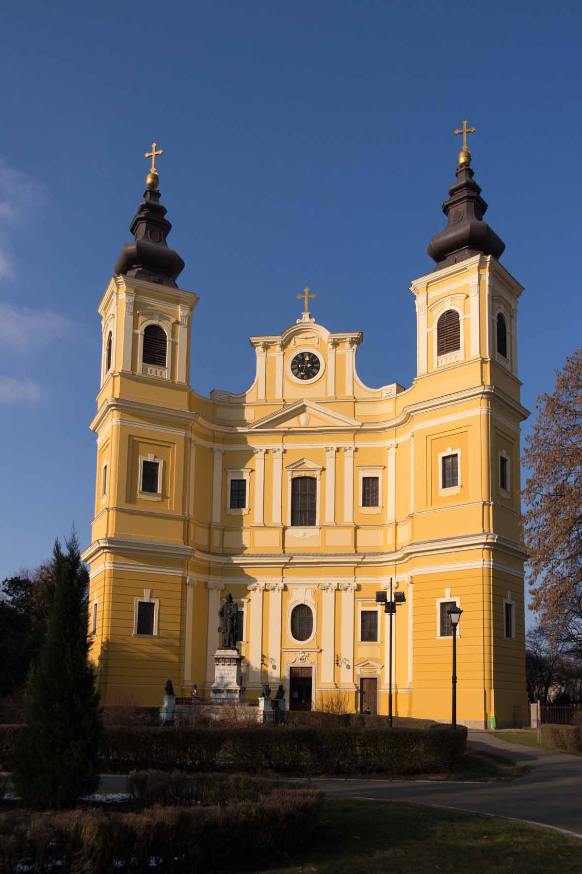 Oradea Roemenie Cathedral Basilica of St. Mary