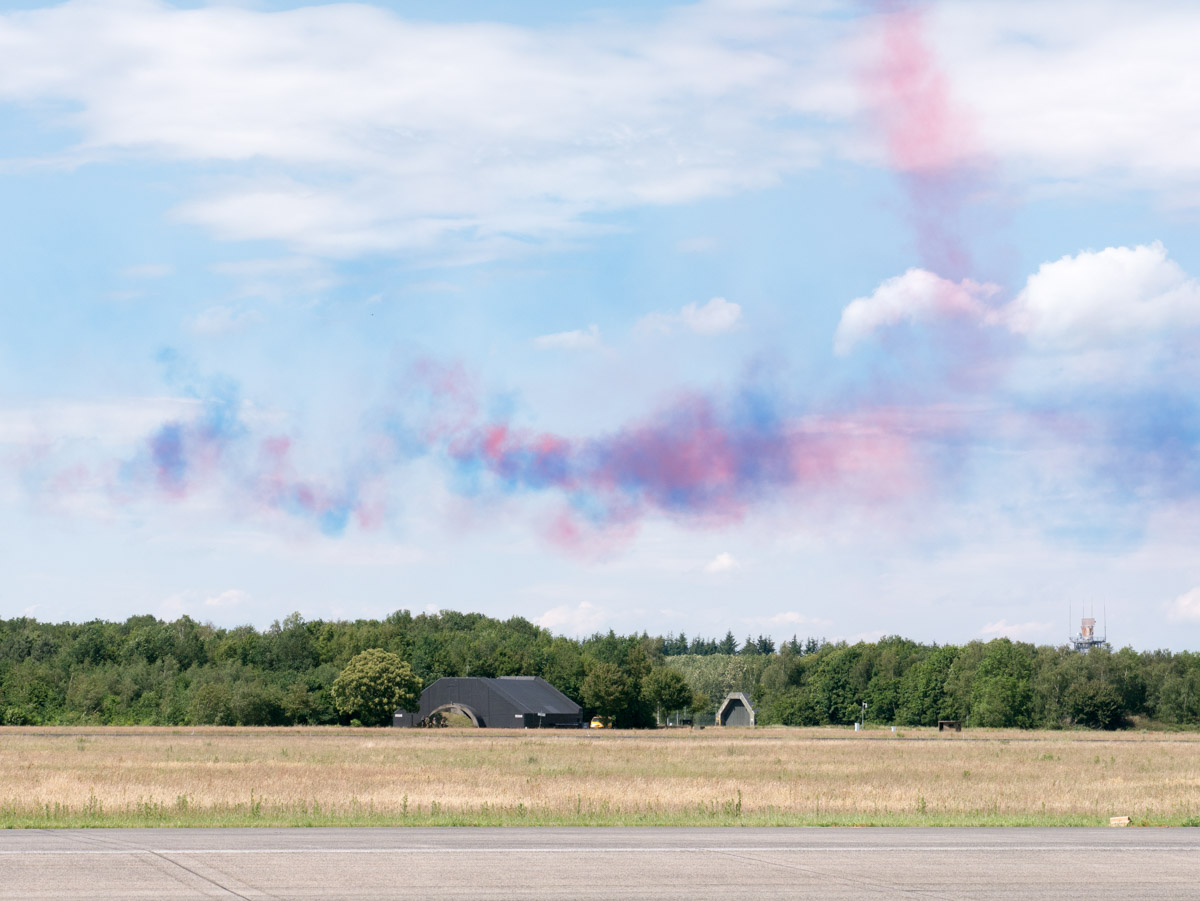 Red Arrows - LMD2019@Volkel